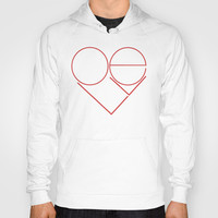 MODERN LOVE Hoody by RichCaspian