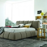 Sharpei Platform Bed by VIG Furniture - Opulentitems.com