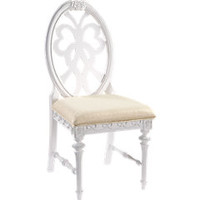 Disney Princess White Desk Chair
