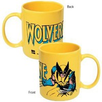 Marvel Comics Wolverine Coffee Mug