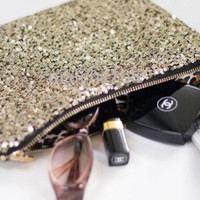 Closet Candy Boutique · Glam Sequined Clutch - 3 Colors