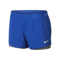 Nike Icon Woven Two-in-One Women's Training Shorts - Game Royal