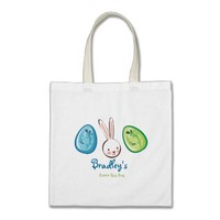 Easter Bunny Egg Hunt Bag