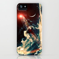 Fly like an eagle - for iphone iPhone & iPod Case by Simone Morana Cyla