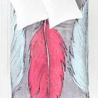 Wesley Bird For DENY Featherhead Duvet Cover - Urban Outfitters