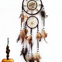 Dream Catcher Wall Hanging Ornament and a Gift Charm -Dbs