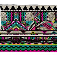 DENY DESIGNS Fiesta 1 Throw Blanket