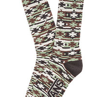 The Gifford Crew Socks in Native Camo