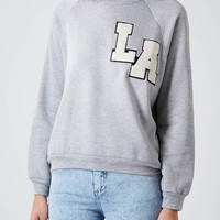 LA Patch Sweatshirt