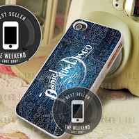 Panic At The Disco Lyric Galaxy - iPhone 4/4s/5/5S/5C Case - Samsung Galaxy S2/S3/S4 Case - Black or White