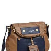 MARC BY MARC JACOBS 'Preppy Colorblock - Natasha' Leather Crossbody Bag | Nordstrom