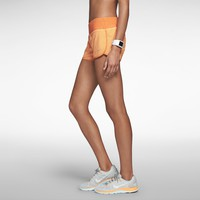 "Nike 2"" Rival Printed Women's Running Shorts - Turf Orange"