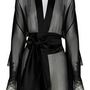 Carine Gilson|Frou Frou silk-chiffon kimono |NET-A-PORTER.COM