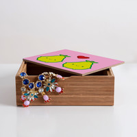Marceline Smith We Make A Great Pair Jewelry Box
