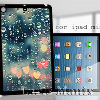 love rain - desain case for iPad mini