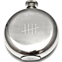 Valentine's Day: For Him | Tick Marks 5oz Flask