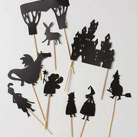 Bedtime Story Shadow Puppets by Moulin Roty Carbon One Size Gifts