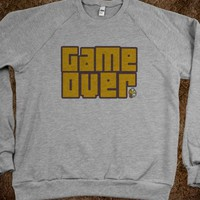 GAME OVER FLAPPY BIRD SWEATER