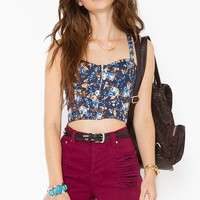 Rosebud Bustier  in  Clothes at Nasty Gal