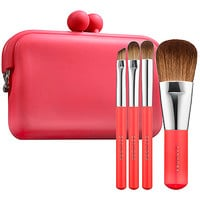 Sephora: SEPHORA COLLECTION : Take the Cake Mini Brush Set : brush-sets-makeup-brushes-applicators-makeup