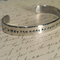 May the Odds Be Ever in Your FavorThe Hunger by BerkeyDesigns