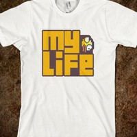 MY LIFE FLAPPY BIRD SHIRT