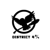 Harry Potter Owl Hedwig District 9 3/4 Hunger by tattoosforcars