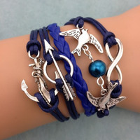 Royal Blue Bird Set