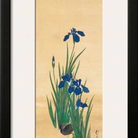May Framed Giclee Print by Sakai Hoitsu at Art.com