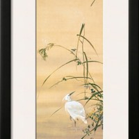 November Framed Giclee Print by Sakai Hoitsu at Art.com