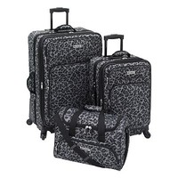Leisure Getaway 3-pc. Luggage Set