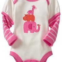 2-in1 Animal-Graphic Bodysuits for Baby | Old Navy