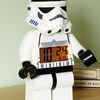 ModCloth Quirky Take It by Storm Alarm Clock