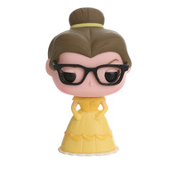 Disney Pop! Beauty And The Beast Nerd Belle Vinyl Figure