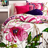 Teen Vogue Flora and Fauna Comforter Sets