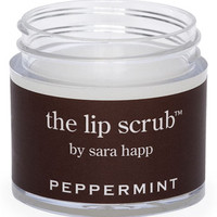 sara happ 'The Lip Scrub - Peppermint' Lip Exfoliator