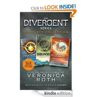 The Divergent Series Complete Collection [Kindle Edition]