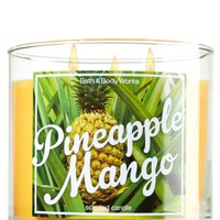 14.5 oz. 3-Wick Candle Pineapple Mango