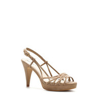 SUEDE STRAPPY SANDAL - Shoes - Collection - Woman - ZARA United States
