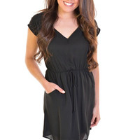 Closet Candy Boutique · Dream on Dress -Black