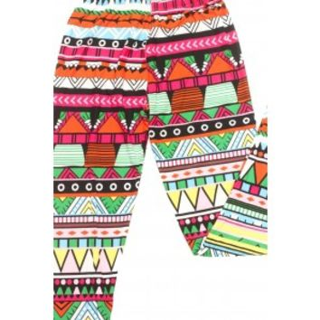 Wild Tribal Leggings