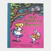 Alice's Adventure in Wonderland Pop-Up Book (HC)