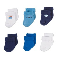 6pk Sports Socks 3 6m 342969950 | Socks Booties | Baby Boy Clothes | Clothing | Burlington Coat Factory