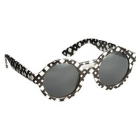 Peter Pilotto® for Target® Sunglasses -Black/White Print