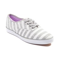 Womens Keds Champion Stripe Casual Shoe