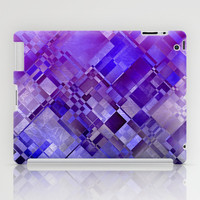 SQUARE THOUGHTS iPad Case by Catspaws