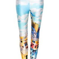 We Are Handsome - The Township Leggings