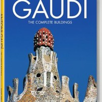 Gaudi: The Complete Buildings (Architecture & Design) Hardcover – Deluxe Edition, February 1, 2005 by Rainer Zerbst (Author)