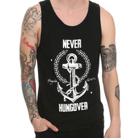Party Sober Never Hungover Tank Top