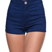 Bullhead Denim Co Uber High Rise Shorts at PacSun.com
